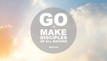 GO MAKE DISCIPELS