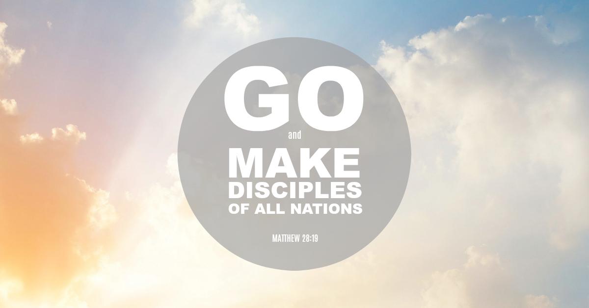 GO-MAKE-DISCIPELS