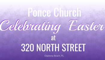 PONCE CHURCH EASTER SERVICE
