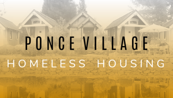 Ponce Village Homeless Housing